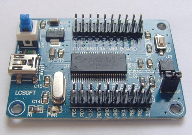 CY7C68013A