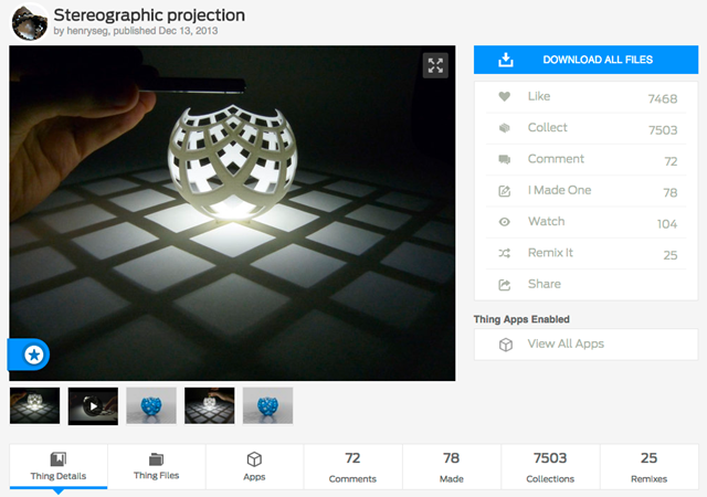 Stereographic_projection_by_henryseg_-_Thingiverse