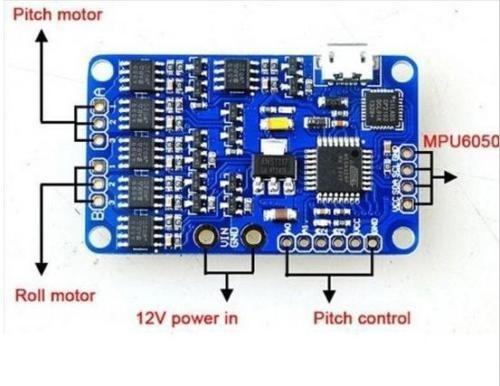 BGC-Micro-MINI-Brushless-Gimbal-Controller-board-Driver-Sensor-Russian-Firmware-1