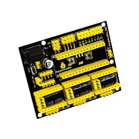 NEW-Keyestudio-CNC-shield-v4-0-board-compatible-with-arduino-nano-free-shipping