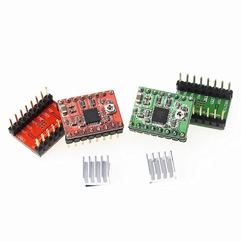 5Pcs-Reprap-Stepper-Driver-A4988-Stepper-Motor-Driver-Module-Heat-Sink