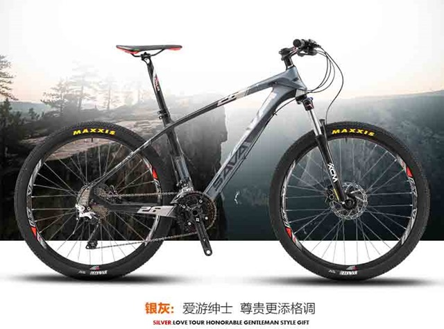 26-17-inch-Carbon-fiber-bike-30-speed-M315-Oil-disc-brakes-M780-XT-Rear-derailleur