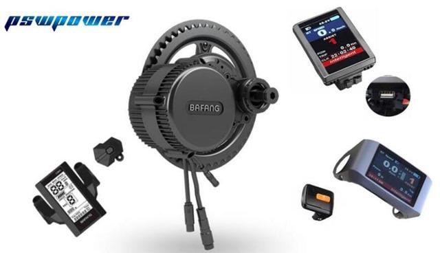 free-shipping-48V750W-Bafang-8fun-BBS02B-mid-crank-drive-motor-kits-APT-lcd-display-geared-Motor