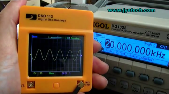 DSO112_-_Oscilloscope_with_Touch_Panel_-_Basic_Operations_-_YouTube